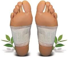 All Natural Body Cleansing Foot Pads