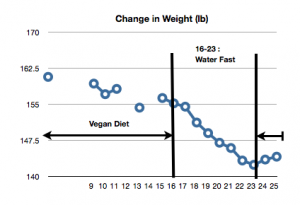 water_fast_weight