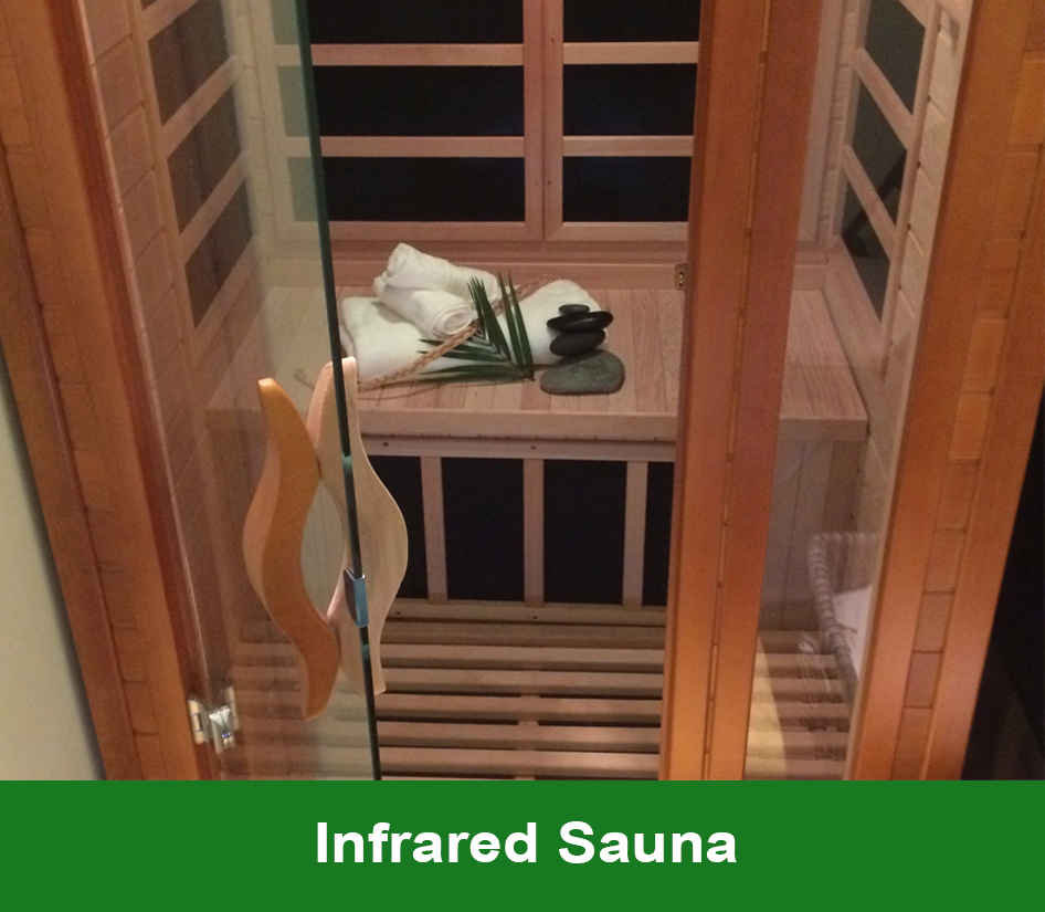Click here to go to the Infrared Sauna Service page