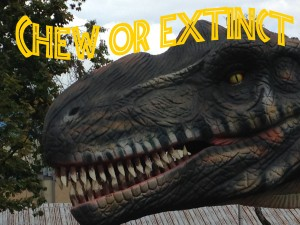 Chew or extinct