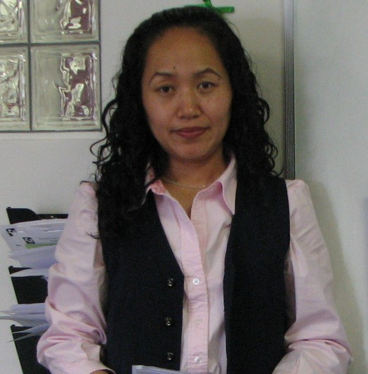 Picture of Dr. Anna Qiao